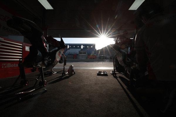 Honda Asia garage.