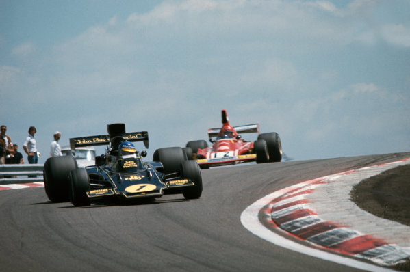 Dijon-Prenois, France.