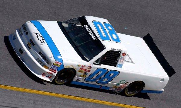 2003 NASCAR Daytona 500 Speedweeks,13,February 2003 Daytona Craftsman Truck Series -13,Feb 2003-Bobby Dotter-World Copyright-RobtLeSieur2003LAT Photographic