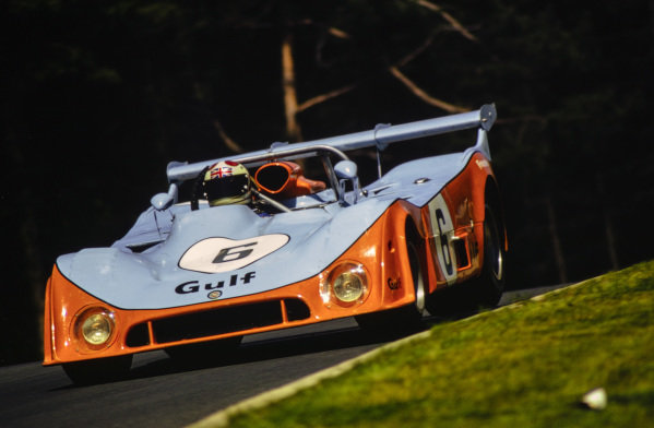 Derek Bell / Mike Hailwood, Gulf Research Racing Company, Mirage GR7 Ford.