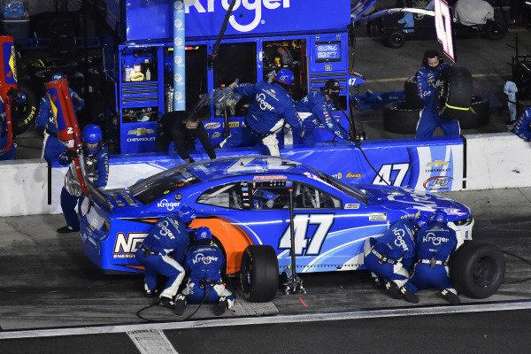 #47: Ricky Stenhouse Jr., JTG Daugherty Racing, Chevrolet Camaro Kroger/NOS Energy Drink