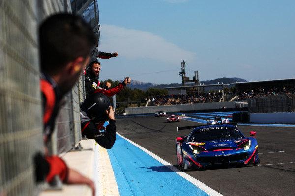#8 Ligier JS P3 - Nissan / NIELSEN RACING / Nobuya Yamanaka / James Littlejohn