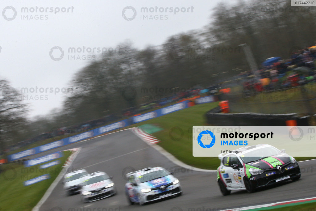 Renault UK Clio Championship: Brands Hatch