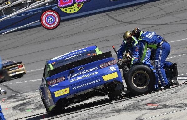 #8: Daniel Hemric, Richard Childress Racing, Chevrolet Liberty National