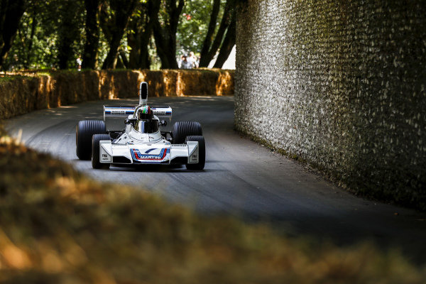Marino Franchitti, Brabham BT44B