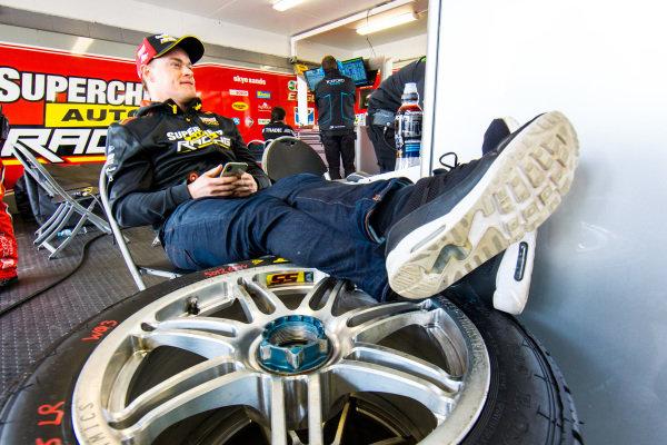 James Moffat, Tickford Racing Ford