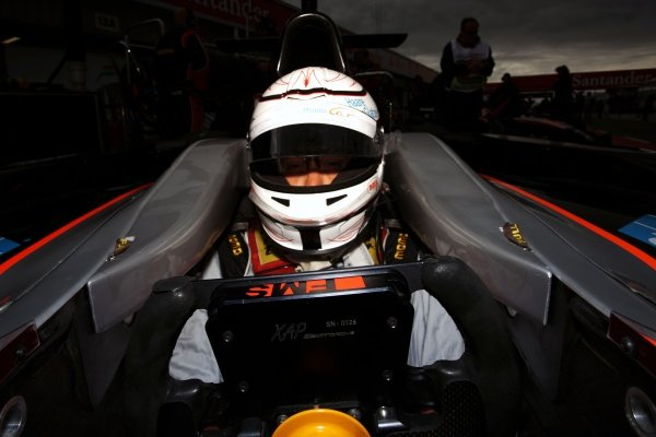 Andi Zuber (UAE) FMSI. GP2 Series, Rd 4, Race 1, Silverstone, England, Saturday 20 June 2009.