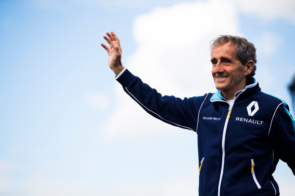 Alain Prost announced his retirement from Formula 1 25 years ago