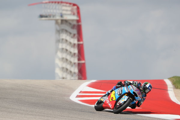 2017 Moto2 Championship - Round 3 Circuit of the Americas, Austin, Texas, USA Friday 21 April 2017 Alex Marquez, Marc VDS World Copyright: Gold and Goose Photography/LAT Images ref: Digital Image MotoGP-500-1586
