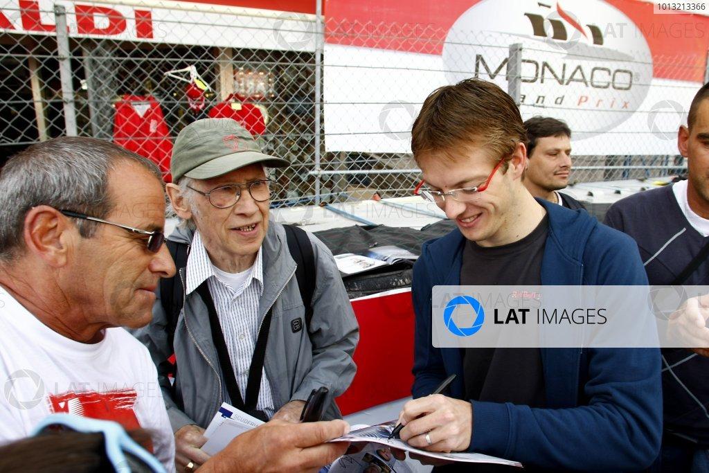 2008 Monaco Grand Prix - Wednesday