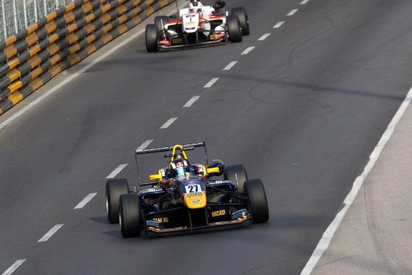 2016 Macau Formula 3 Grand Prix Circuit de Guia, Macau, China 17th - 20th November 2016 S?rgio Sette Camara (BRA) Carlin Dallara Volkswagen. World Copyright: XPB Images/LAT Photographic ref: Digital Image XPB_855373_HiRes
