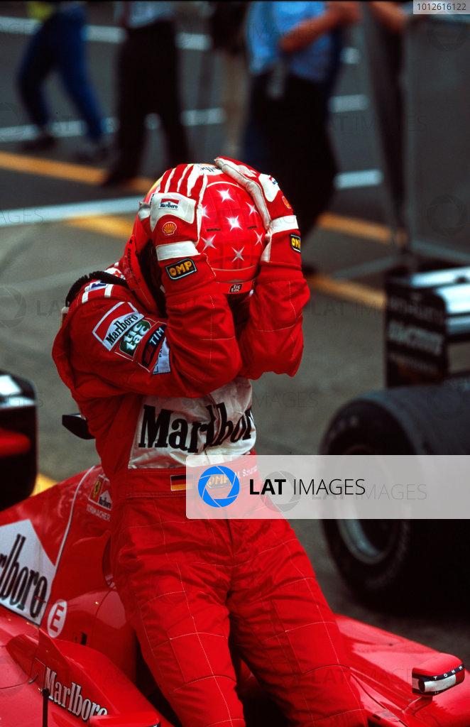 2000 Japanese Grand Prix.
