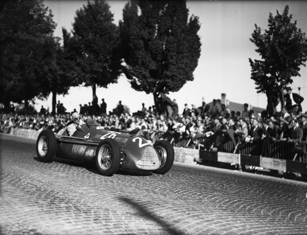 Bremgarten, Berne, Switzerland. 4 July 1948.