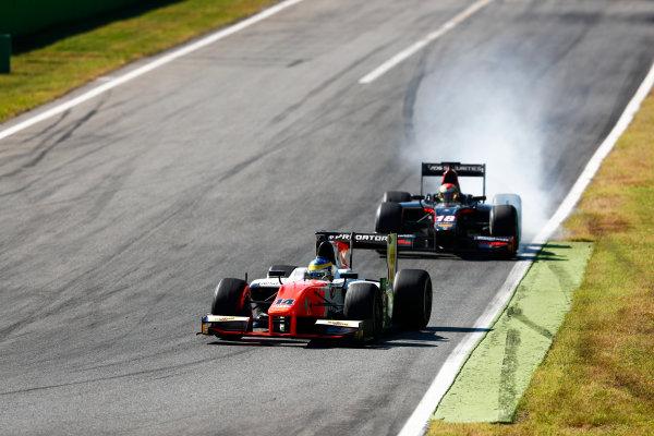 Autodromo Nazionale di Monza, Italy. Sunday 3 September 2017 Sergio Sette Camara (BRA, MP Motorsport).  Photo: Bloxham/FIA Formula 2 ref: Digital Image _W6I4802