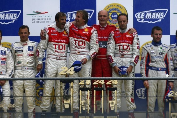 2007 Le Mans 24 Hours.