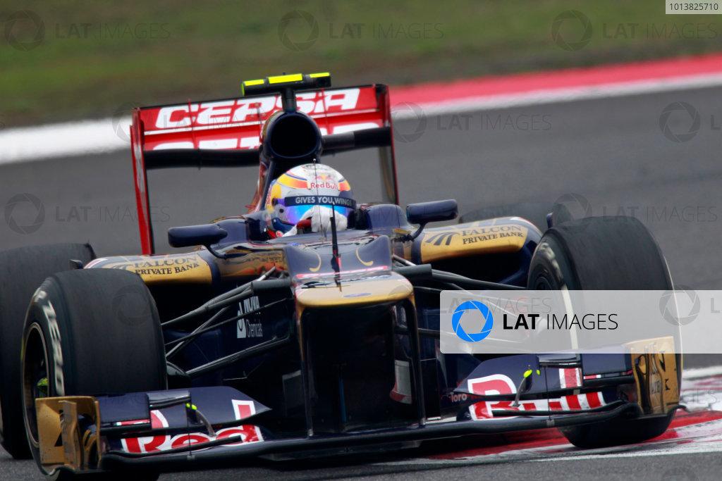 2012 Chinese Grand Prix - Friday