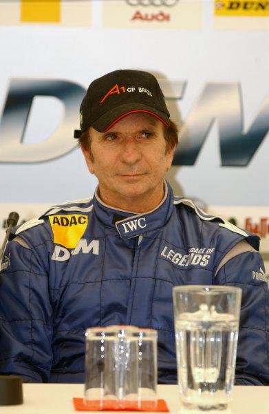Emerson Fittipaldi Charity Photos