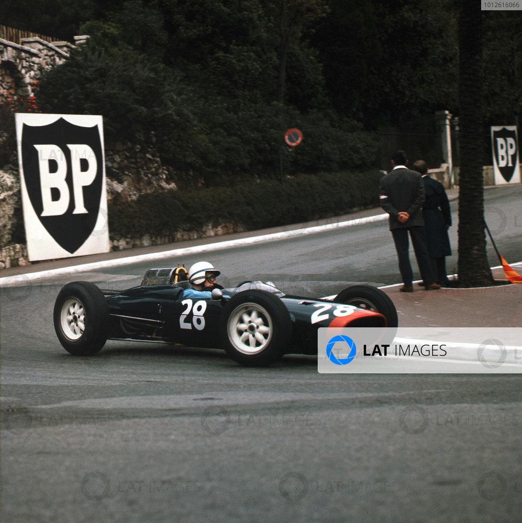 1962 Monaco Grand Prix.