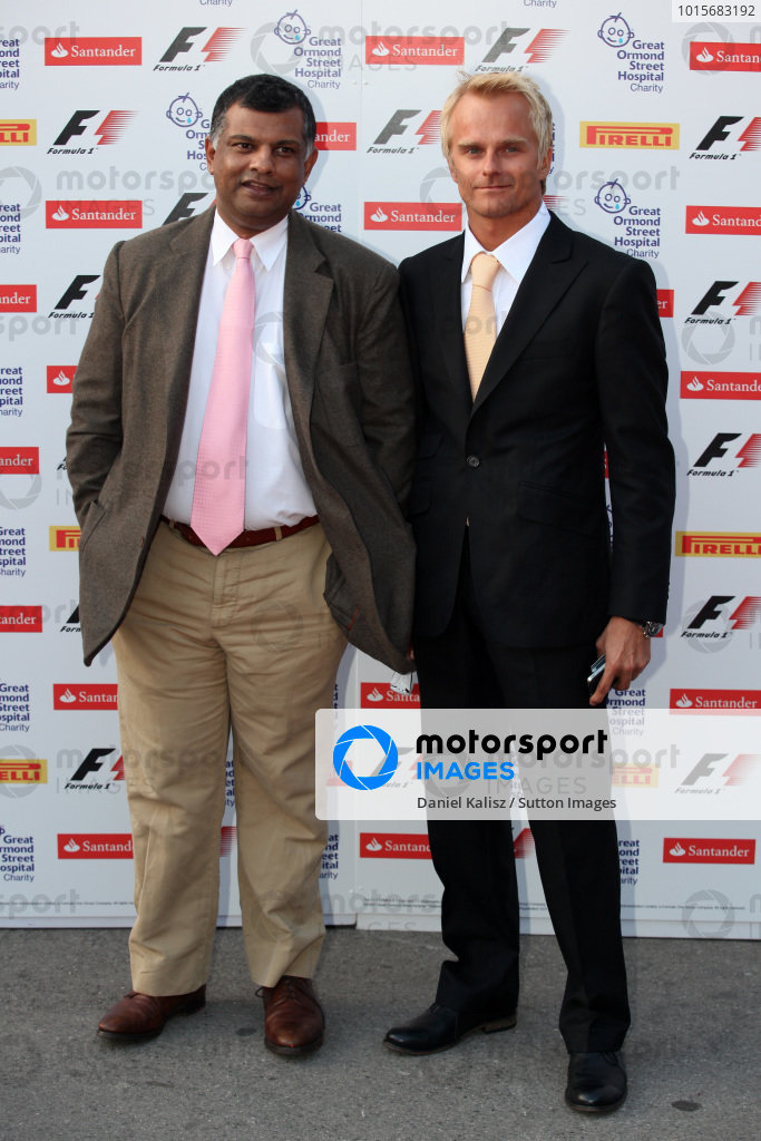 Great Ormand Street F1 Party
