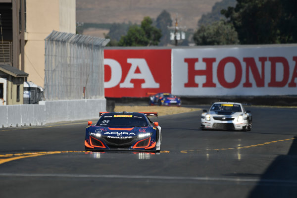 Pirelli World Challenge Grand Prix of Sonoma Sonoma Raceway, Sonoma, CA USA Sunday 17 September 2017 Peter Kox World Copyright: Richard Dole LAT Images ref: Digital Image RD_NOCAL_17_274