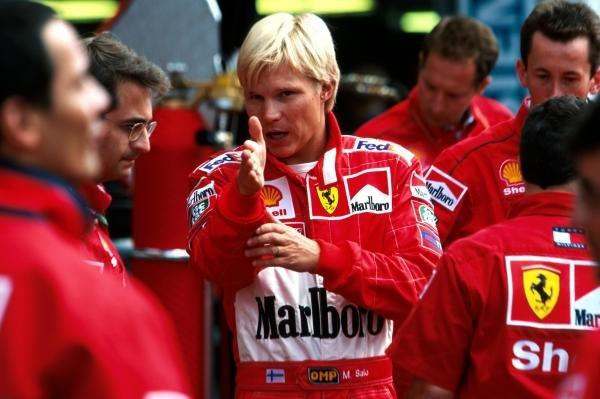 Mika Salo(FIN) Ferrari F399 Austrian GP, A1 Ring, 25 July 1999