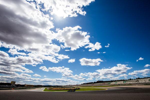 2016 GP3 Series Testing. Circuit Ricardo Tormo, Valencia, Spain. Friday 8 April 2016. Santino Ferrucci (USA, DAMS). World Copyright: Zak Mauger/LAT Photographic. ref: Digital Image _79P8032
