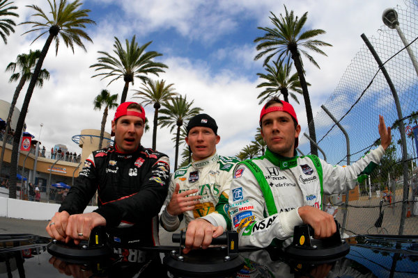 11-13 April, 2014, Long Beach, California USA