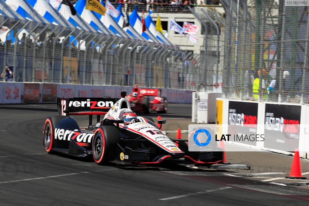 2012 IndyCar Long Beach Priority