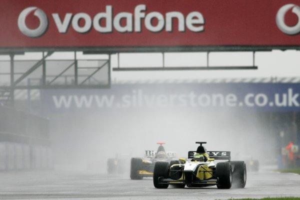2006 F3000 ChampionshipSilverstone, England.13th August 2006M BonanomiWorld Copyright - Ebrey/LAT Photographic