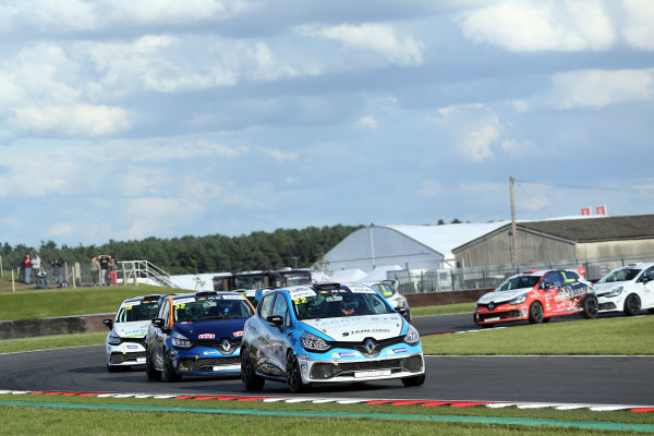 2017 Renault Clio Cup, Snetterton. 29th-30th July 2017, Paul Rivett (GBR) WDE Motorsport Renault Clio Cup World copyright. JEP/LAT Photographic