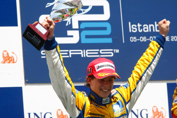 Sunday Race. 7th June 2009. Javier Villa (ESP, Super Nova Racing). World Copyright: Charles Coates/ GP2 Series Media Service.Ref: _26Y5671 jpg