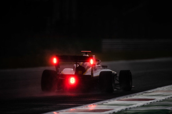 AUTODROMO NAZIONALE MONZA, ITALY - SEPTEMBER 06: Christian Lundgaard (DNK, ART Grand Prix) during the Monza at Autodromo Nazionale Monza on September 06, 2019 in Autodromo Nazionale Monza, Italy. (Photo by Joe Portlock / LAT Images / FIA F3 Championship)