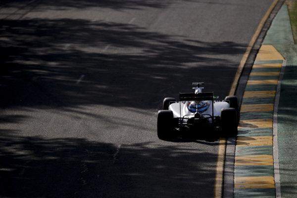 Felipe Massa (BRA) Williams FW38 at Formula One World Championship, Rd1, Australian Grand Prix, Race, Albert Park, Melbourne, Australia, Sunday 20 March 2016.