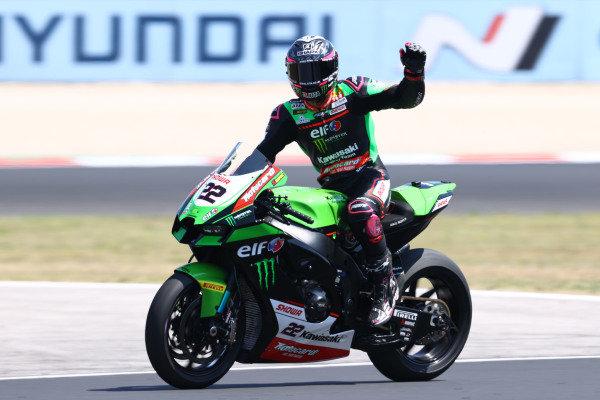 Alex Lowes, Kawasaki Racing Team WorldSBK.