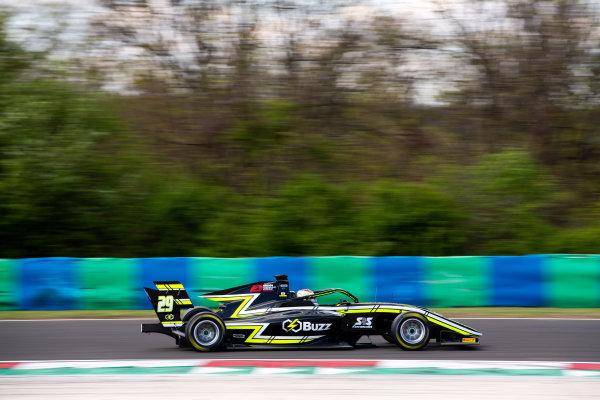 Teppei Natori (JPN) Carlin Buzz Racing