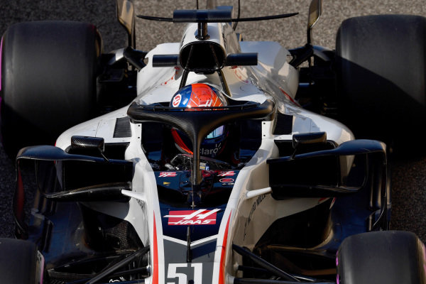 Pietro Fittipaldi, Haas VF-18