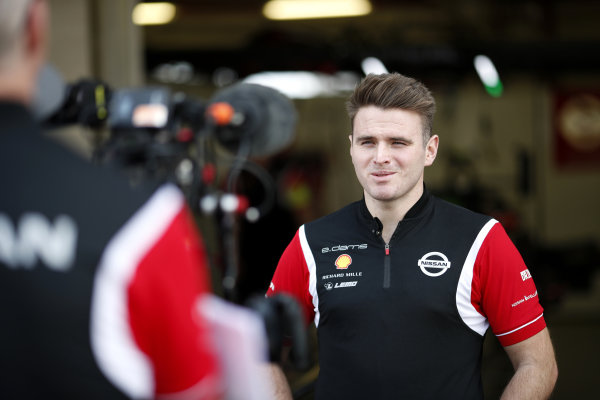 Oliver Rowland (GBR), Nissan e.Dams