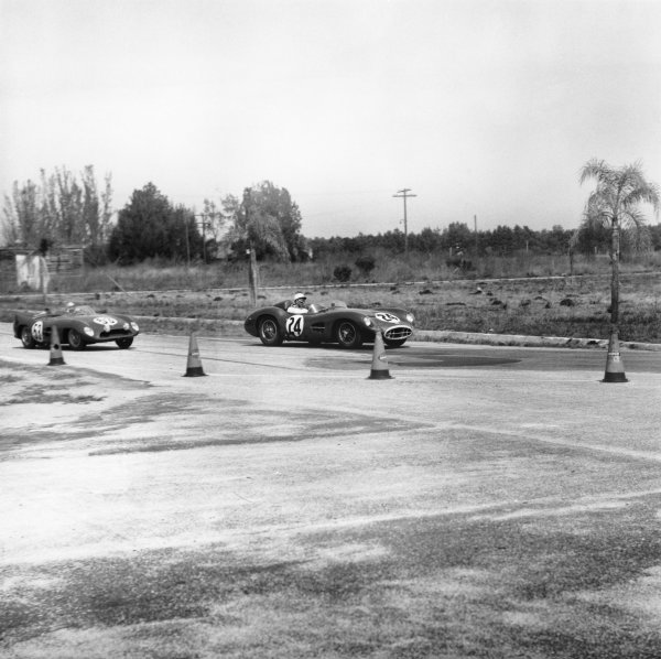 Sebring, Florida, USA. 22nd March 1958. 