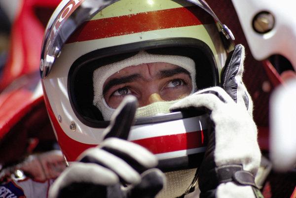 Clay Regazzoni, Ferrari 312B2.