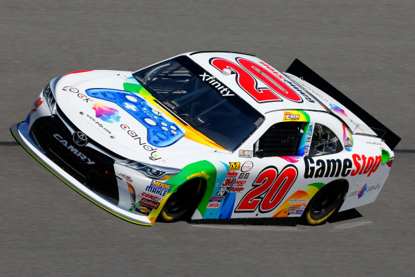 20-21 February, 2015, Daytona Beach, Florida USA Erik Jones, Game Stop Toyota Camry ?2015, Russell LaBounty LAT Photo USA