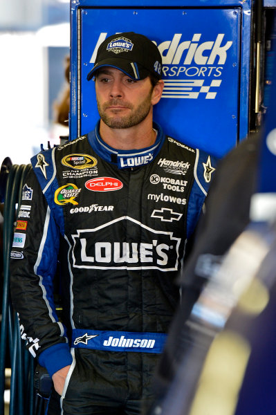 November 2-4, 2012 Fort Worth, Texas USA Jimmie Johnson.(c) 2012, LAT South LAT Photo USA .