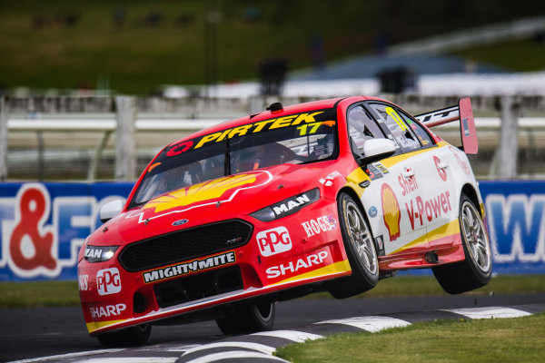 2017 Supercars Championship Round 14.  Auckland SuperSprint, Pukekohe Park Raceway, New Zealand. Friday 3rd November to Sunday 5th November 2017. Scott McLaughlin, Team Penske Ford.  World Copyright: Daniel Kalisz/LAT Images  Ref: Digital Image 031117_VASCR13_DKIMG_0878.jpg
