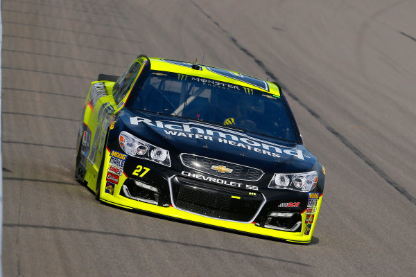 Monster Energy NASCAR Cup Series Hollywood Casino 400 Kansas Speedway, Kansas City, KS USA Friday 20 October 2017 Paul Menard, Richard Childress Racing, Richmond/Menards Chevrolet SS World Copyright: Russell LaBounty LAT Images