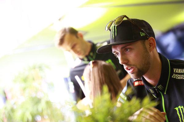 2017 MotoGP Championsip - Round 4 Jerez, Spain Thursday 4 May 2017 Jonas Folger, Monster Yamaha Tech 3 World Copyright: Gold & Goose Photography/LAT Images ref: Digital Image 667537