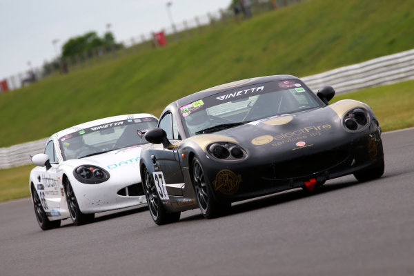 2017 Ginetta GRDC + Snetterton, 27th-28th May 2017, Gary Wager World copyright. JEP/LAT Images
