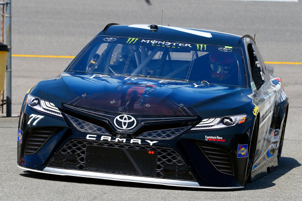 Monster Energy NASCAR Cup Series Toyota Owners 400 Richmond International Raceway, Richmond, VA USA Friday 28 April 2017 Erik Jones, Furniture Row Racing, GameStop/Prey Toyota Camry World Copyright: Russell LaBounty LAT Images ref: Digital Image 17RIC1Jrl_0739