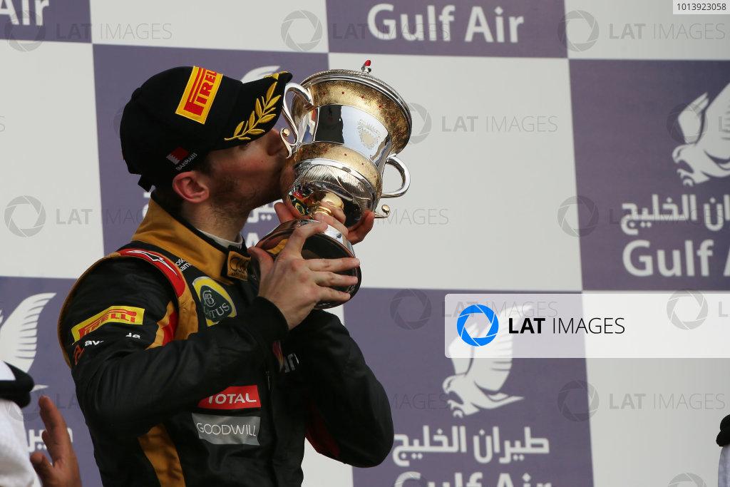 2013 Bahrain Grand Prix - Sunday