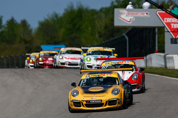 20-22 May 2016, Bowmanville, Ontario, Canada  13, Orey Fidani, Platinum, 2016 Porsche ?2016, Jake Galstad LAT Photo USA