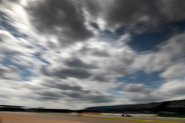 Silverstone, Northamptonshire, UK Friday 08 July 2016. Marcus Ericsson, Sauber C35 Ferrari. World Copyright: Glenn Dunbar/LAT Photographic ref: Digital Image _V2I7639