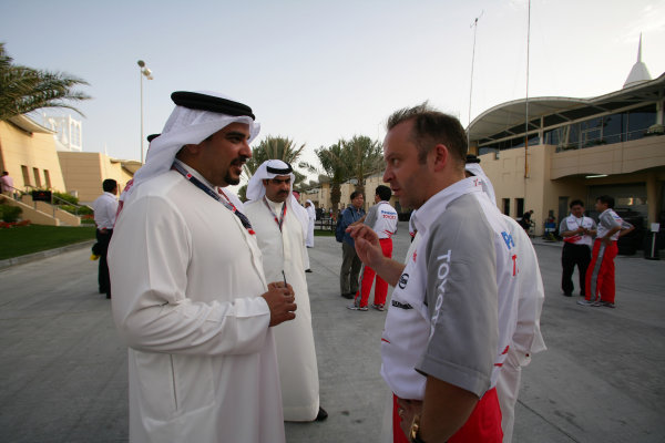 2005 Bahrain Grand Prix - Sunday Race, 